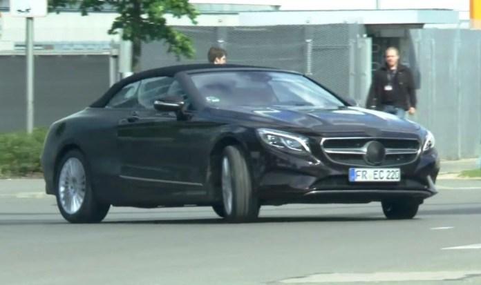 s-class cabriolet