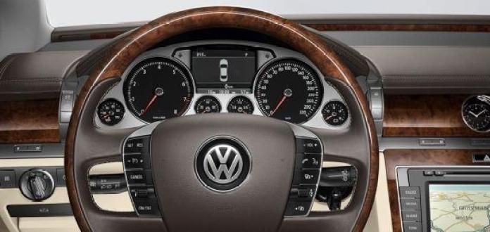 2015 Volkswagen Phaeton facelift 29