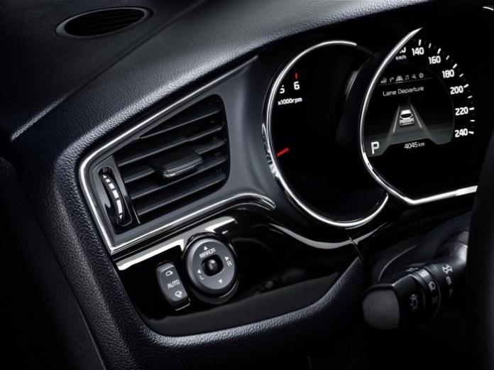 2016 Kia cee'd facelift 10