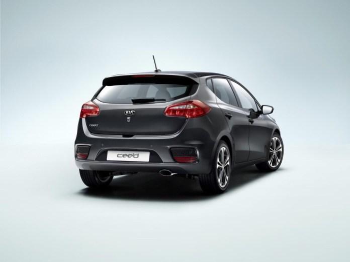 2016 Kia cee'd facelift 12