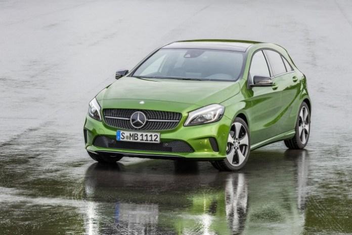 2016 Mercedes-Benz A45 AMG facelift 51