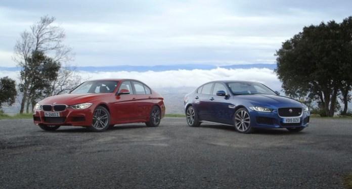 BMW 335i M Sport Vs Jaguar XE S