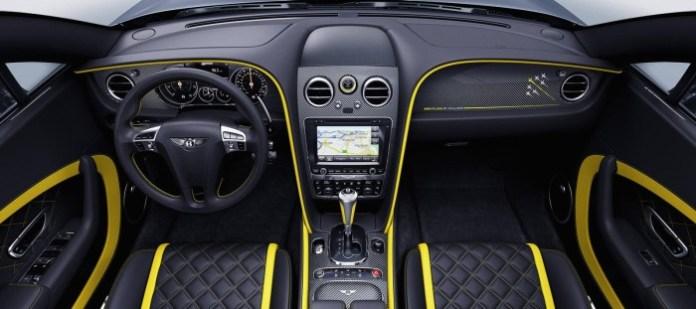 Bentley Continental GT Speed Breitling Jet Team Series 4