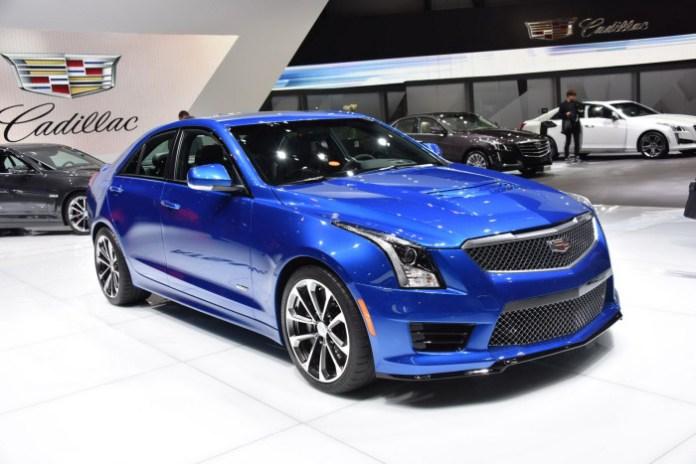 Cadillac-ATS-V-Sedan-1