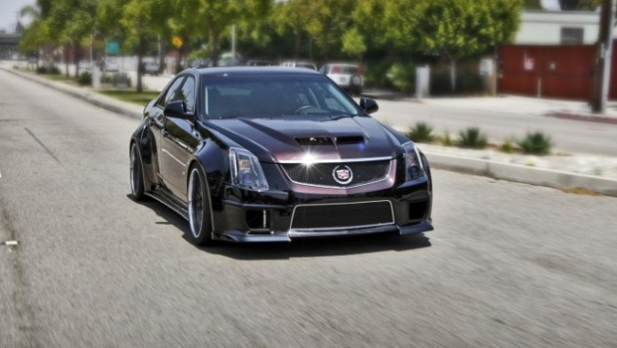 Cadillac CTS-V Competition Widebody by D3 (4)