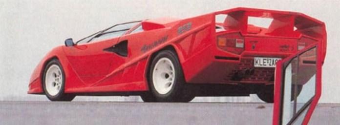 Lamborghini Countach by Zastrow 2