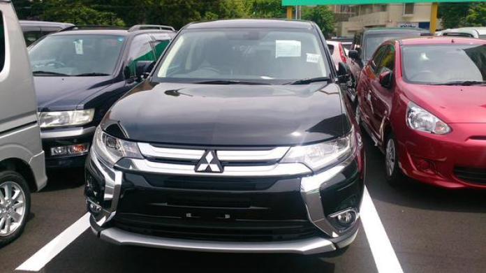 Mitsubishi Outlander PHEV facelift (1)