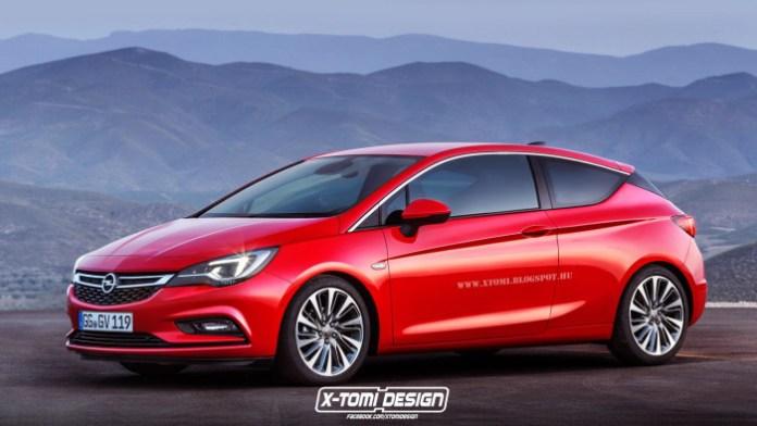 Opel Astra K GTC2