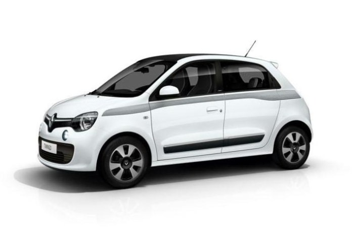 Renault Twingo Limited (1)