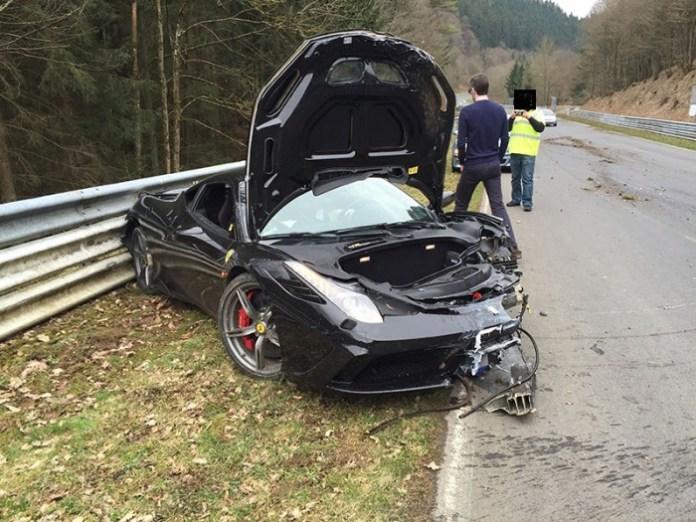 Τhe Dead Ferrari