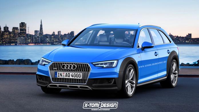 Audi A4 Allroad2