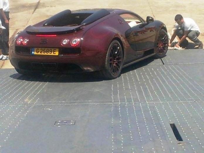 Bugatti Veyron La Finale (1)