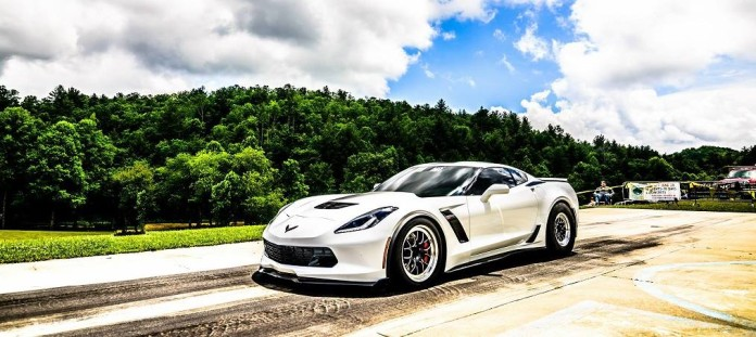 Corvette Z06 by Vengeance Racing  (1)