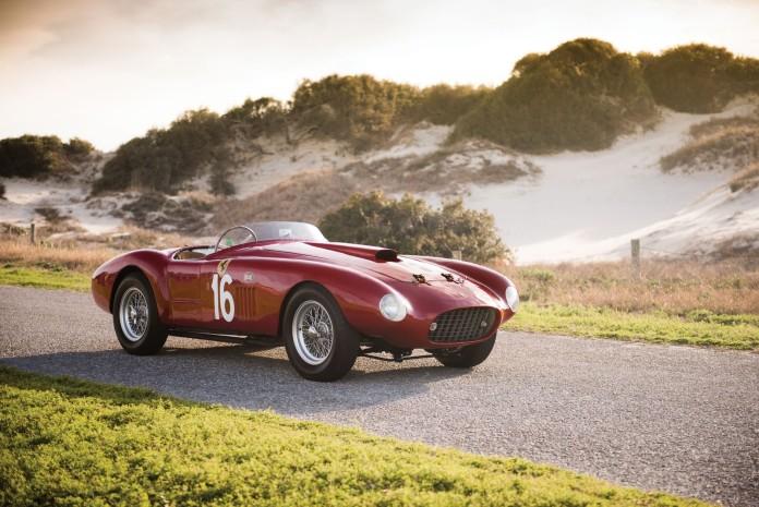 Ferrari 275S340 America Barchetta Auction 1950 (1)