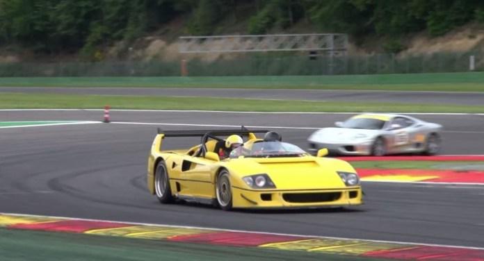 Ferrari F40LM Barchetta