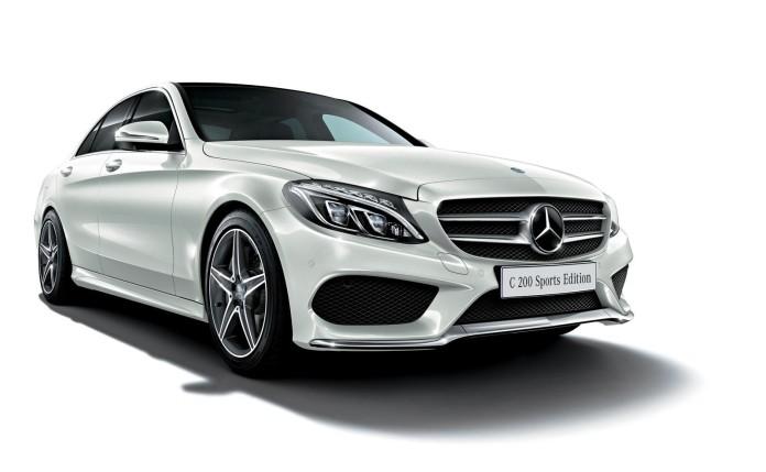 Mercedes C 200 Sports Edition (2)