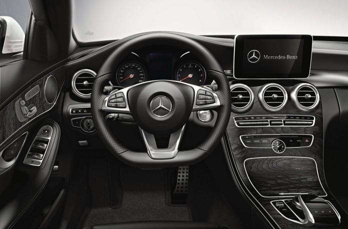Mercedes C 200 Sports Edition (3)