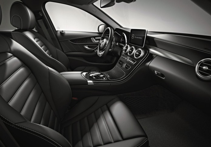 Mercedes C 200 Sports Edition (4)