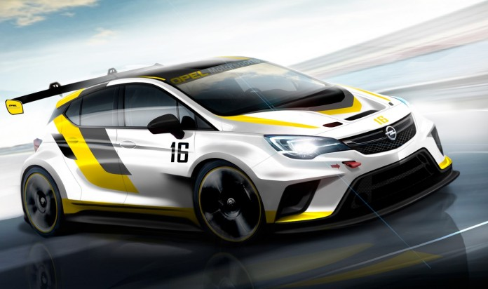 Opel Astra TCR (1)