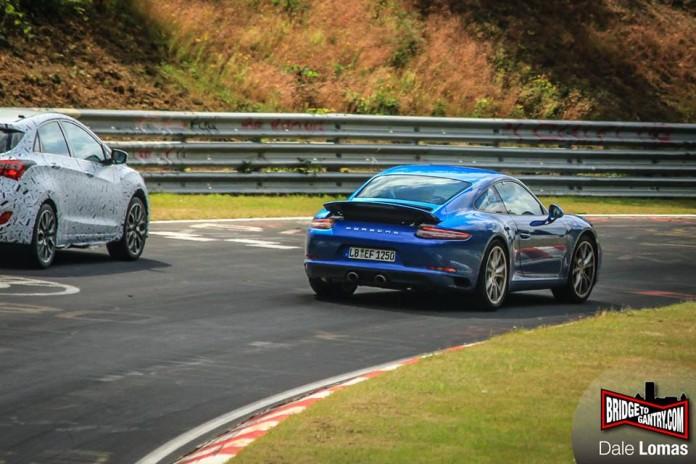 Porsche 911 facelift (2)