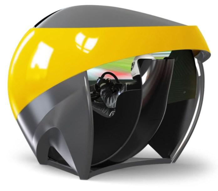TL3 Racing Simulator (1)