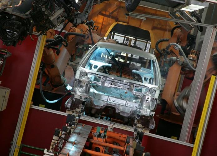 Volkswagen factory plant (1)