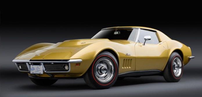 1969 Chevrolet Corvette L88 Goes To Auction (2)