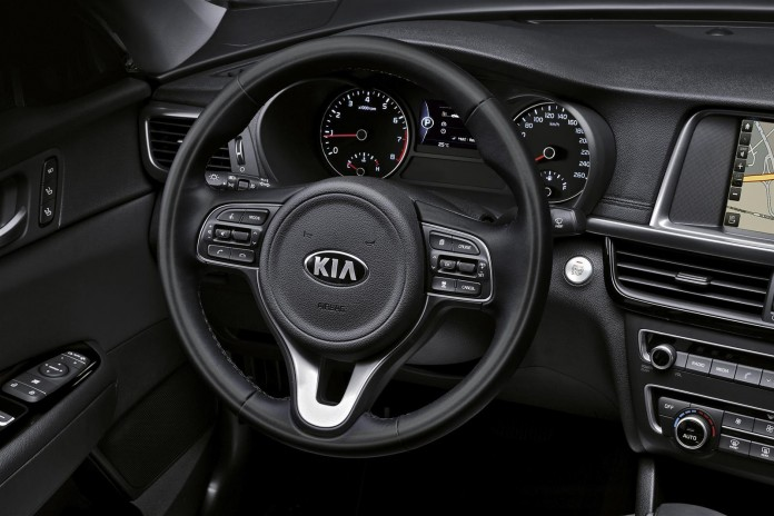 2016 Kia Optima (Euro-spec) 2