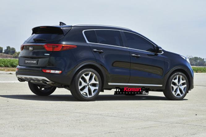 2016 Kia Sportage leaked official images (4)