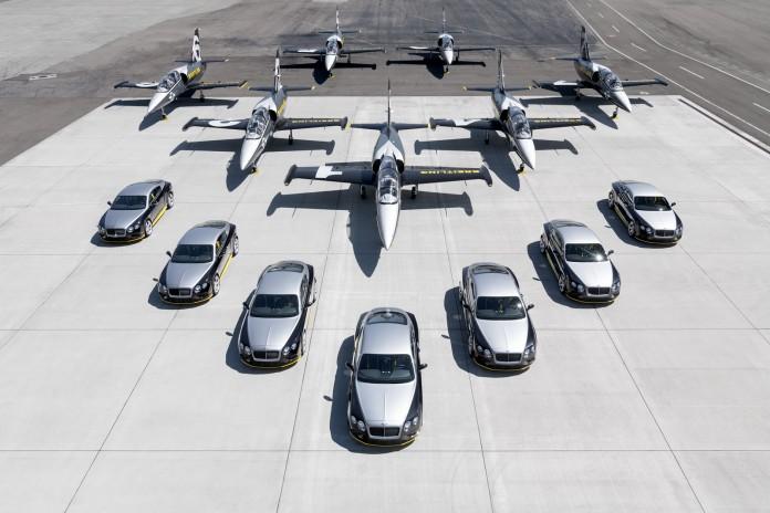 Bentley Continental GT Speed Breitling Jet Team Series (1)