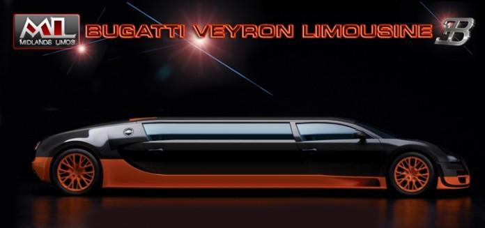 Bugatti Limousine