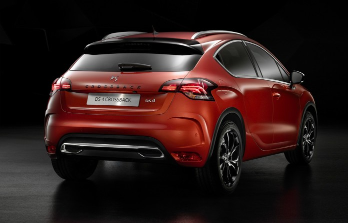 DS4 facelift and DS4 Crossback (2)