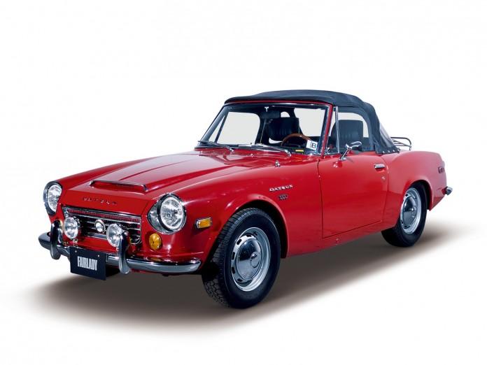 Datsun Sports (Nissan Fairlady)