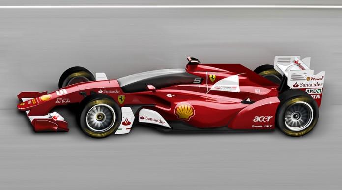 F1 Closed Cockpit