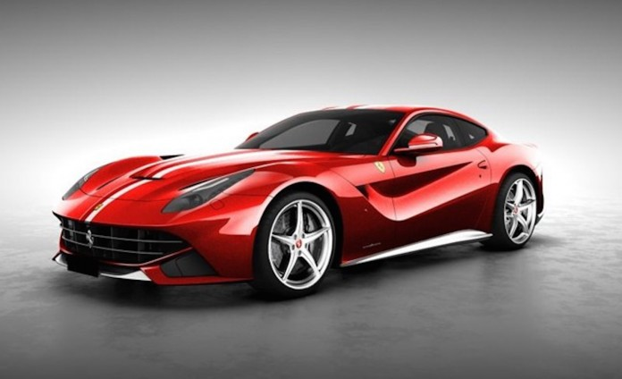 Ferrari F12 Berlinetta Singapore 50th Anniversary Edition (1)