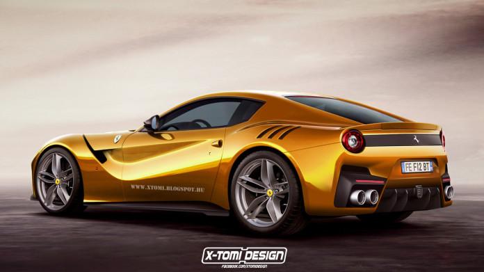Ferrari F12 GTO2