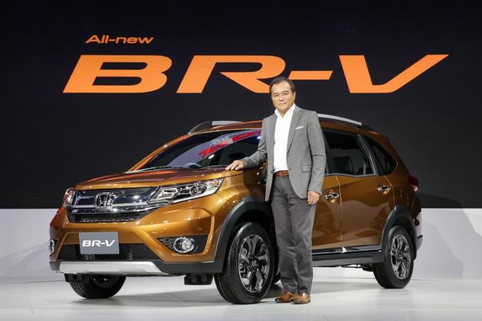 Honda BR-V production model (1)