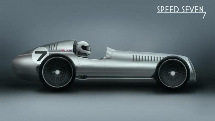 Kahn Speed 7 1