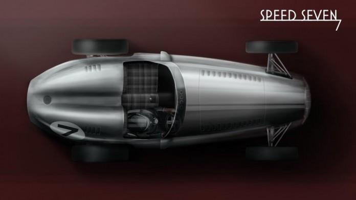 Kahn Speed 7 2