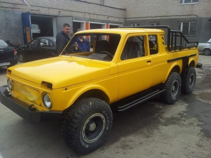 Lada Niva 6x6 (4)
