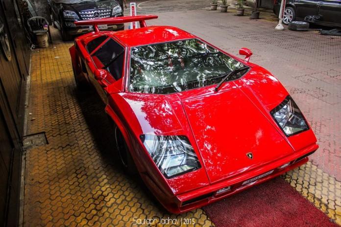 Lamborghini Countach Replica (1)
