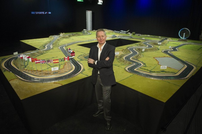 Martin Brundle in front of his ultimate race track_4