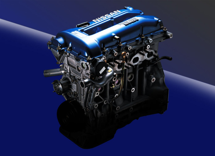 Nissan SR