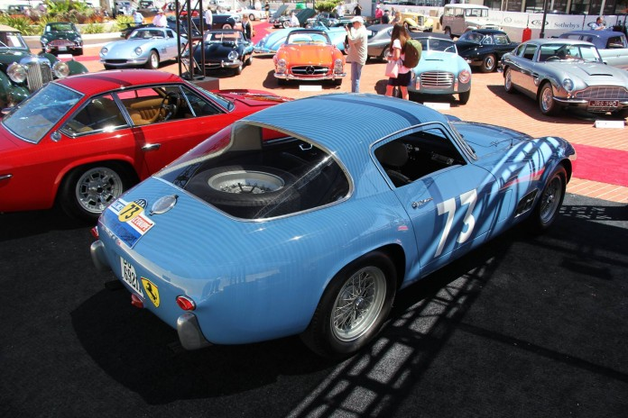 RM Sotheby's auctions on Pebble Beach 2015 (2)