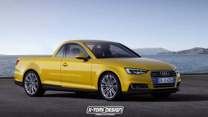 Audi A4 Pickup