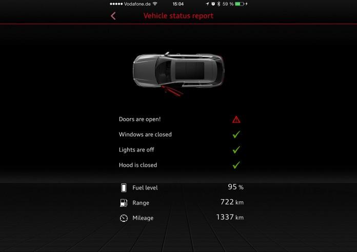 Audi MMI connect smartphone app (1)