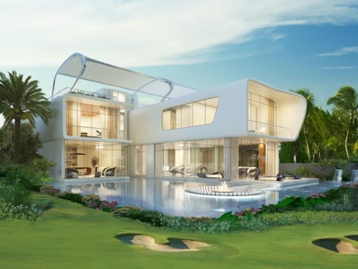 Bugatti Ettore 971 villa Dubai (1)