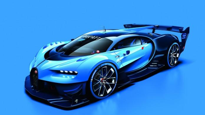 Bugatti Vision Gran Turismo concept 1