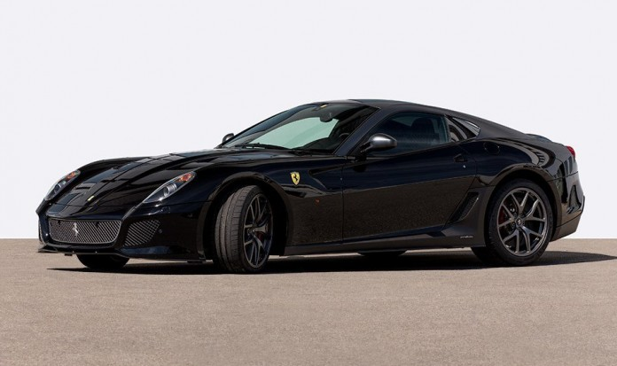 Ferrari 599 GTO auction (1)