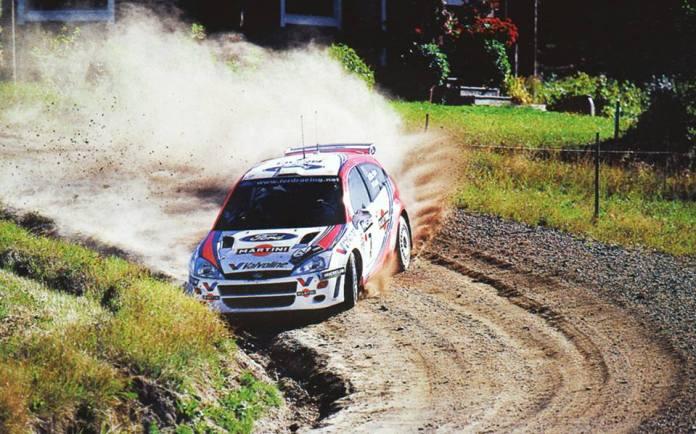 Ford Focus, Colin McRae #wrc Finland - 1990s